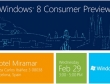 Microsoft trình diễn Windows 8 tại MWC