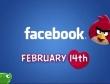 Game hot Angry Birds đã có mặt trên Facebook