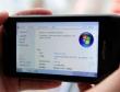 Smartphone chạy Windows 7 trình làng