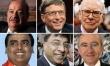 Top 10 người giàu nhất thế giới năm 2012