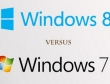 Xem Windows 8 so sức mạnh với Windows 7