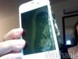 iPhone 4 lại bỗng nhiên bốc cháy và phát nổ