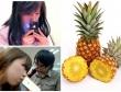 Kỳ lạ iPhone bốc mùi hoa quả