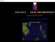 Hacker Philippines tiếp tục hạ 14 website TQ