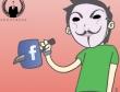 Anonymous đã tấn công Facebook?