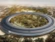 Hình ảnh mới nhất về trụ sở phi thuyền của Apple