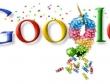 Dấu ấn 14 lần thổi nến của Google