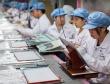 Công nhân đình công, sản xuất iPhone 5 tê liệt