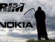 Hai hãng tuột dốc không phanh Nokia và RIM gây chiến