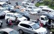 Phạt nặng chủ ô tô, xe máy không nộp phí đường bộ