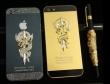 iPhone 5 mạ vàng, đúc rắn hổ chúa giá 113 triệu đồng