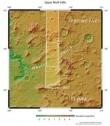 Phát hiện sông khổng lồ trên sao Hỏa