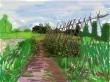 Ngắm 20 bức tranh tuyệt đẹp vẽ bằng tay trên iPad