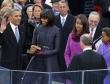 Những hình ảnh hài hước tại lễ nhậm chức của Tổng thống Obama