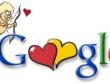 Những logo đặc biệt mừng ngày tình yêu của Google