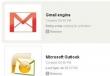 Hướng dẫn cài đặt Gmail cho MS Outlook 2003