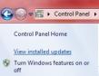 Download và cài đặt bản cập nhật SP1 cho Windows 7
