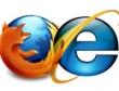 Firefox 4 vượt mặt Internet Explorer 9