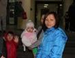Hình ảnh cư dân Hà Nội náo loạn vì động đất