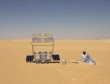 Độc đáo công nghệ in 3D bằng cát và mặt trời