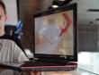 Laptop 3D không cần kính đầu tiên trên thế giới