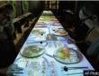 Thú vị nhà hàng phục vụ món ăn ảo