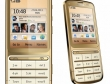 Điện thoại Nokia C3-01 dát vàng tốc độ 1GHz