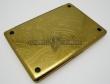 Cận cảnh chiếc MacBook Pro xa xỉ mạ vàng và kim cương