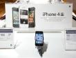 iPhone 4S bán ra, bớt cảnh chen chúc