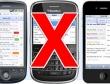 Google ngừng cung cấp Gmail cho BlackBerry