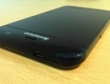Rò rỉ hình ảnh smartphone lai tablet của Lenovo