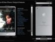 Quảng cáo iPhone 4G dựa trên sản phẩm xuất hiện tại VN