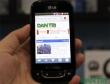 Đập hộp smartphone Android 2 SIM 2 sóng đầu tiên