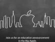 Apple tổ chức sự kiện đặc biệt trong tuần sau