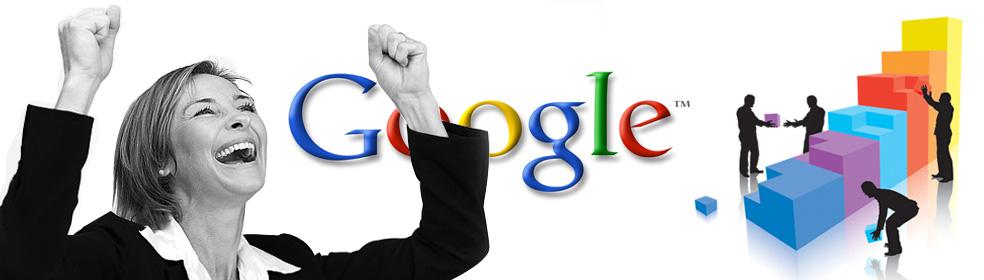 Thành công với Google